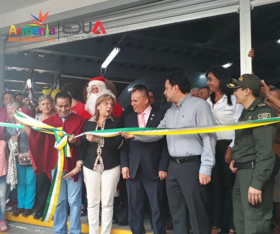 Inauguración CC del Café